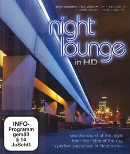 2010 Night Lounge (Blue Ray)